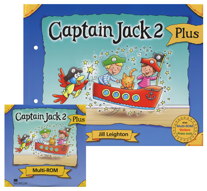 Captain Jack: Level 2 Plus (+ CD-ROM) child l jack reacher never go back a novel dell mass marke tie in edition