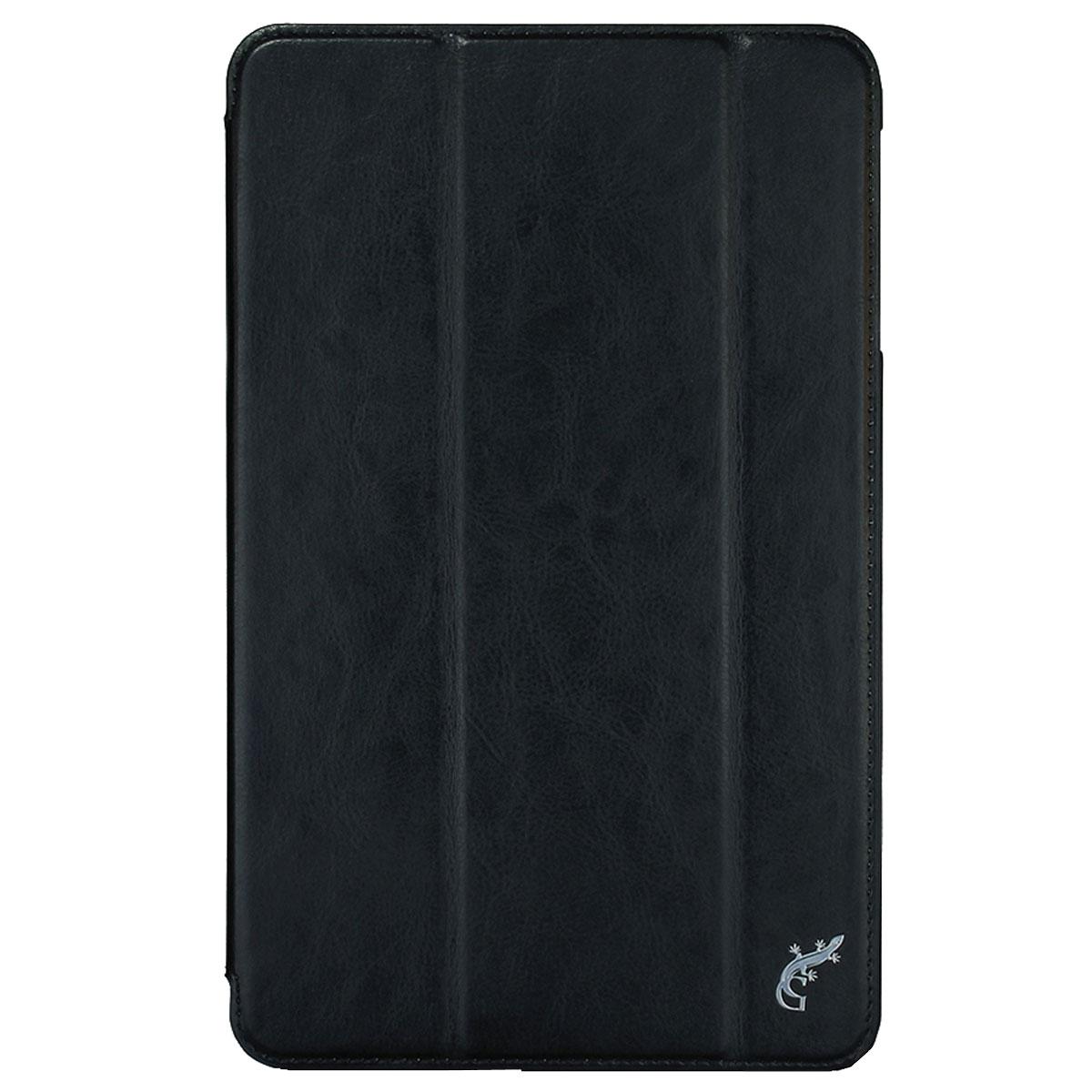 G-Case Slim Premium чехол для Samsung Galaxy Tab Е 9.6, BlackGG-620Защитный чехол G-Case Slim Premium для планшета Samsung Galaxy Tab Е 9.6 отличается высокой степенью защиты от попадания влаги и пыли, а также падений и механических ударов. Среди конструктивных особенностей защитного чехла G-case можно отметить наличие двухпозиционной подставки, благодаря которой устройство можно установить в нескольких положениях для удобства пользования.