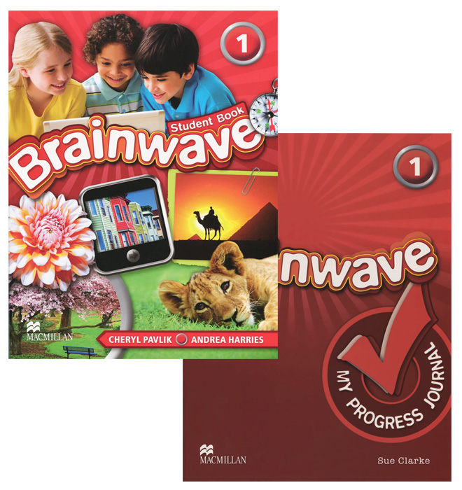 Brainwave: Level 1 (комплект из 2 книг) brainwave 3 student s book my progress journal комплект из 2 книг