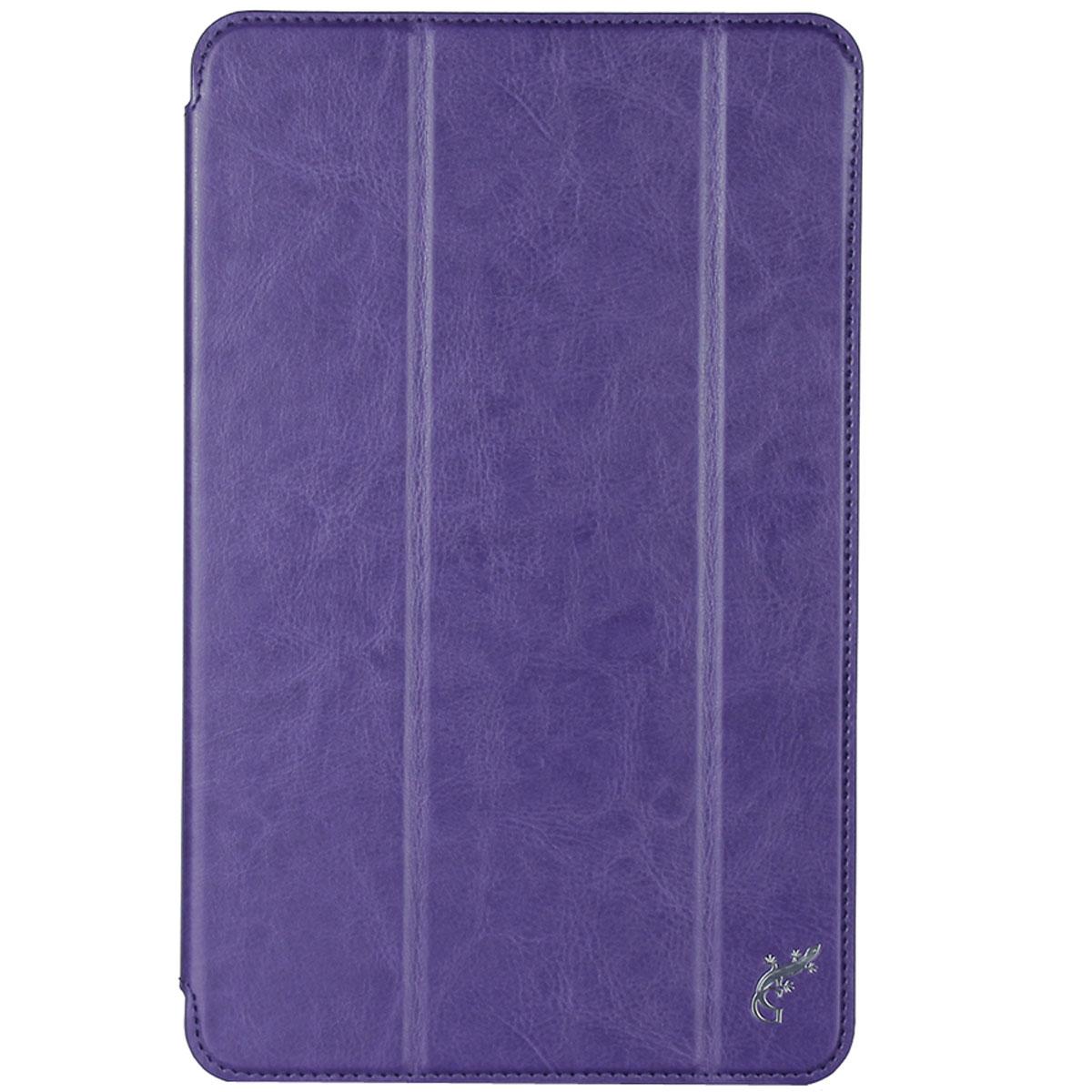 G-Case Slim Premium чехол для Samsung Galaxy Tab Е 9.6, Purple g case slim premium чехол для apple ipad mini 4 white