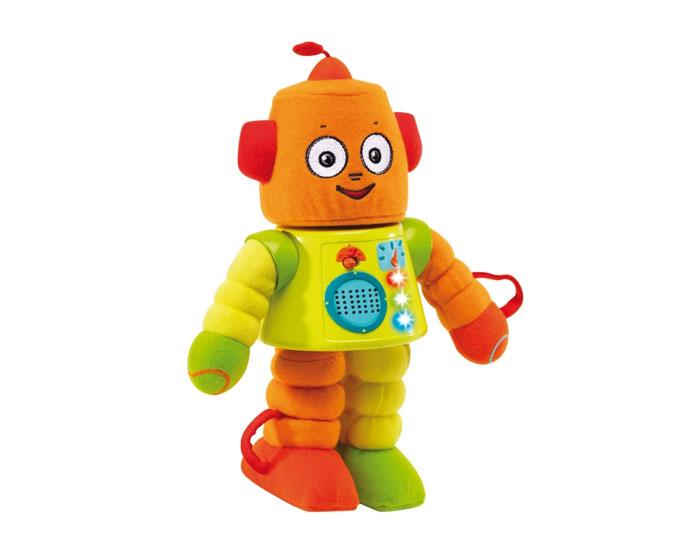 Интерактивная игрушка Yaki Робот, со звуковыми и световыми эффектами а к федотов физическое материаловедение в 3 частях часть 1 физика твердого тела