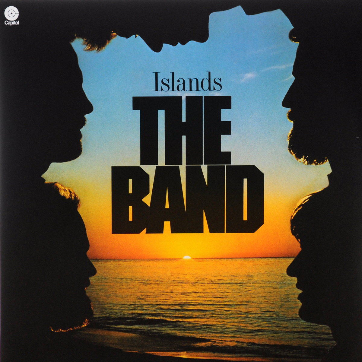 The Band The Band. Islands (LP) the band the band islands