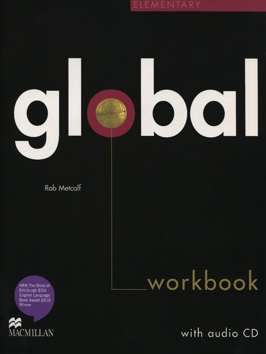 Global: Elementary: Workbook (+ CD-ROM) global elementary teacher's book resource cd pack