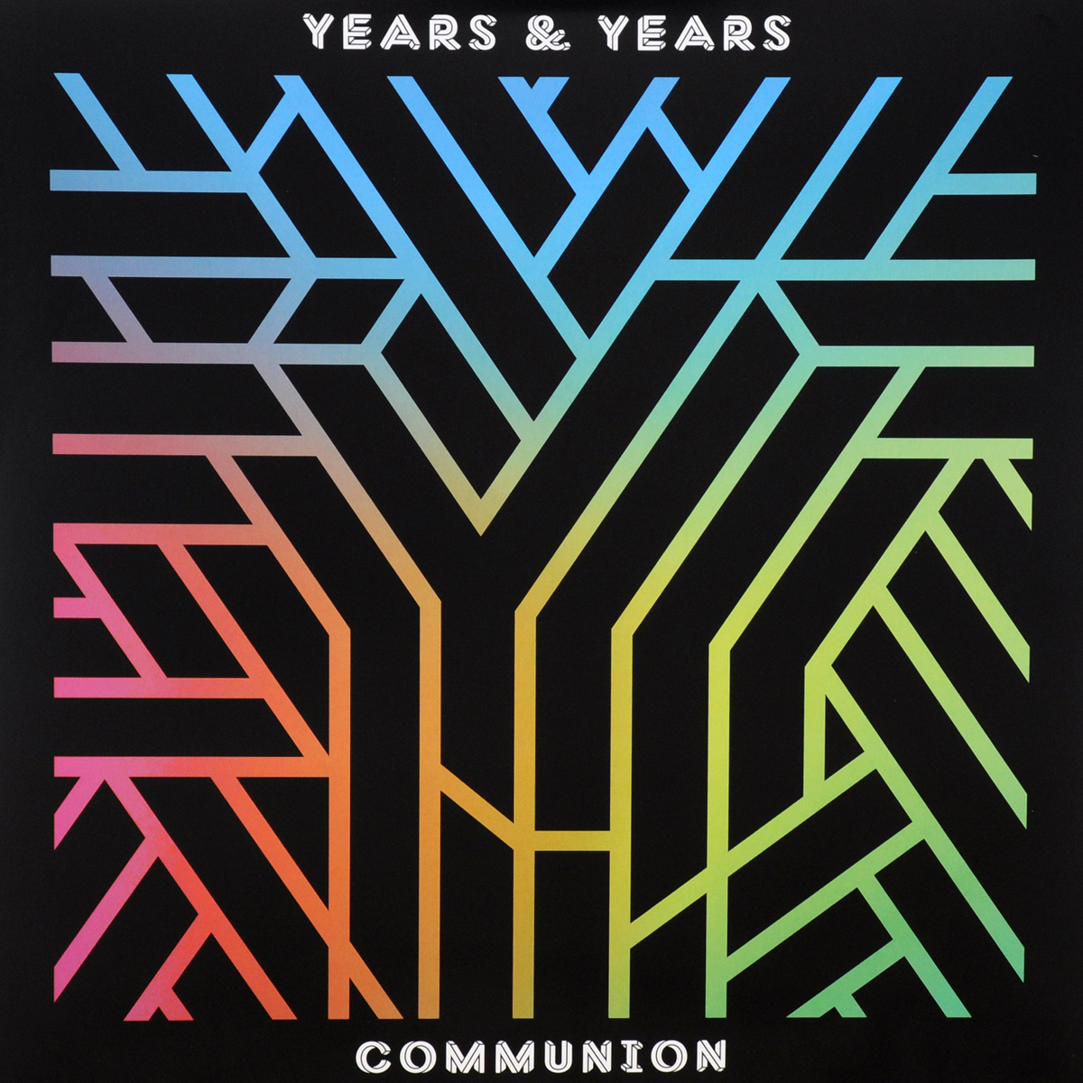 Years & Years Years & Years. Communion (2 LP) years