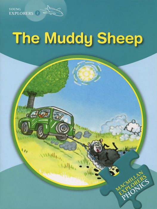 The Muddy Sheep:  Young Explorers: Level 2 aladdin explorers level 5