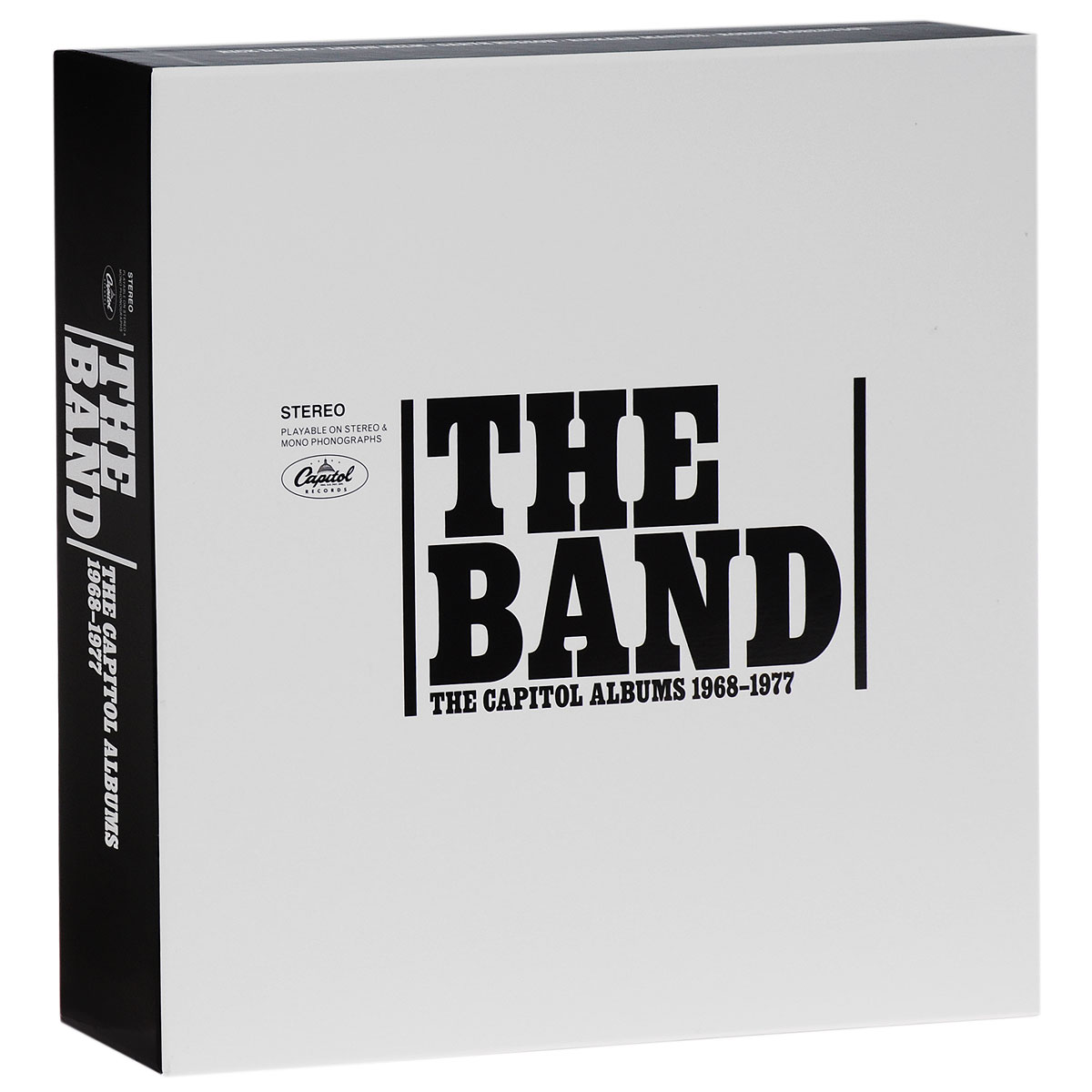 The Band The Band. The Capitol Albums (9 LP) tedeschi trucks band tedeschi trucks band live from the fox oakland 3 lp