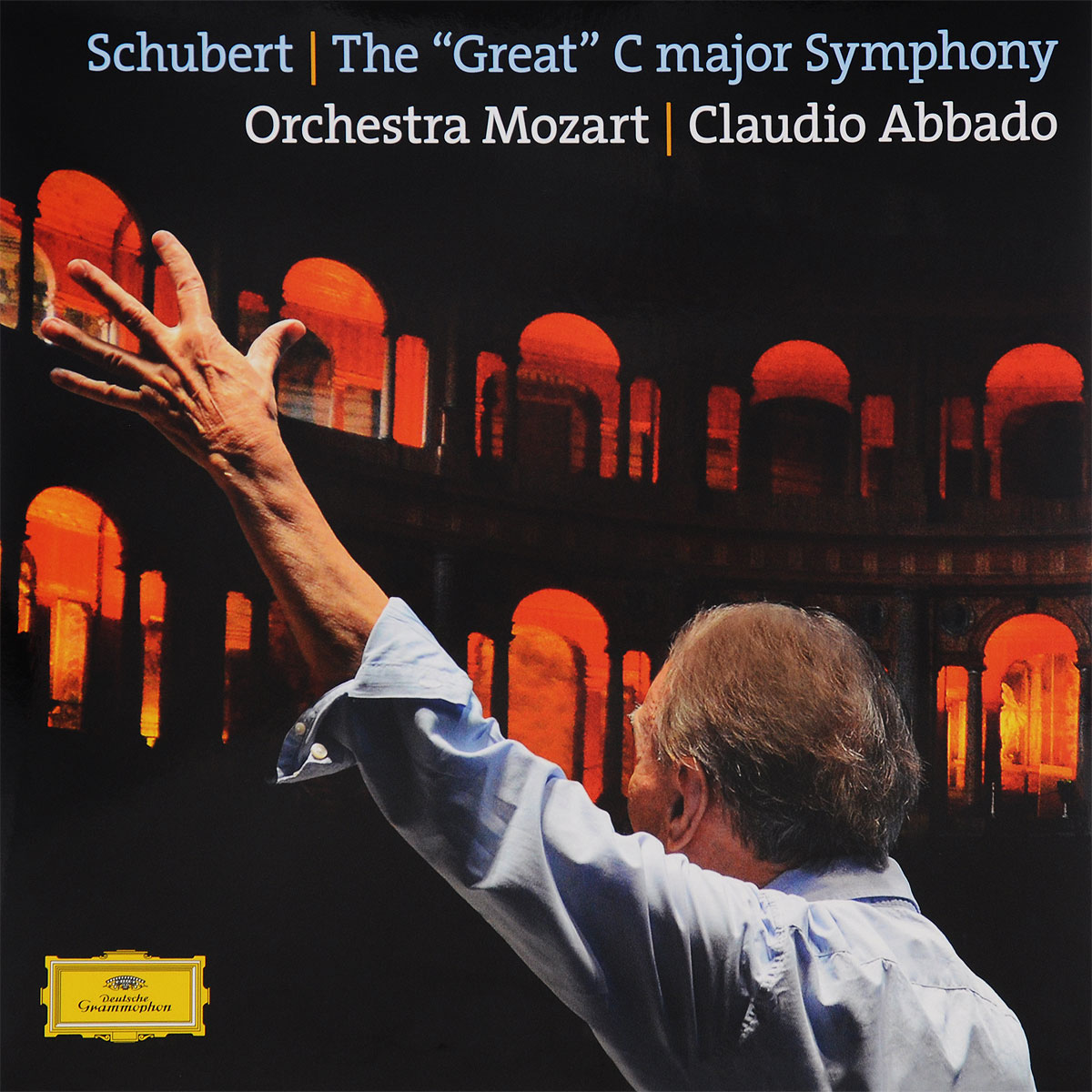 Клаудио Аббадо,Orchestra Mozart Claudio Abbado. Schubert. The Great C Major Symphony (2 LP) клаудио аббадо orchestra mozart claudio abbado schubert the great c major symphony 2 lp