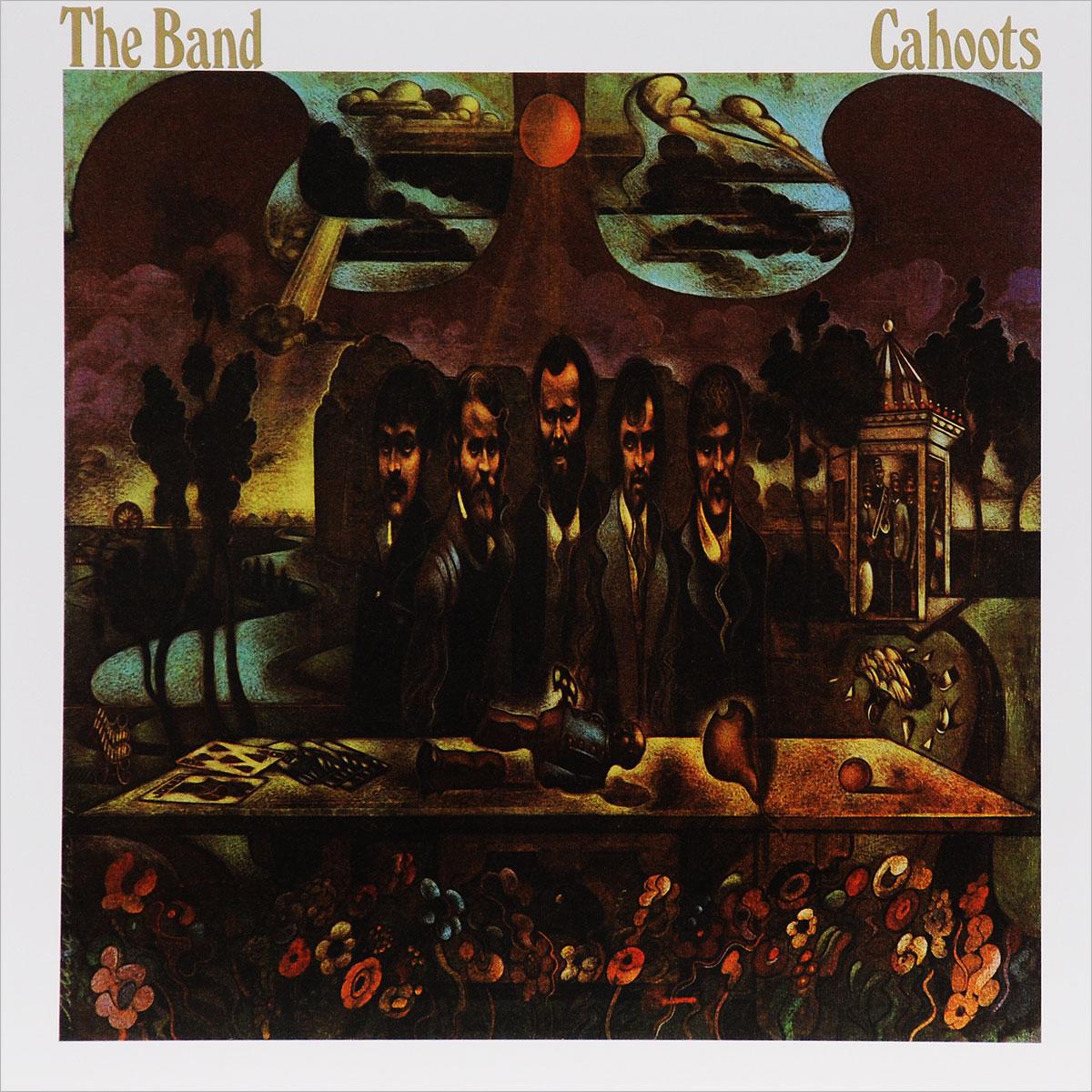 The Band The Band. Cahoots (LP) the band the band cahoots lp