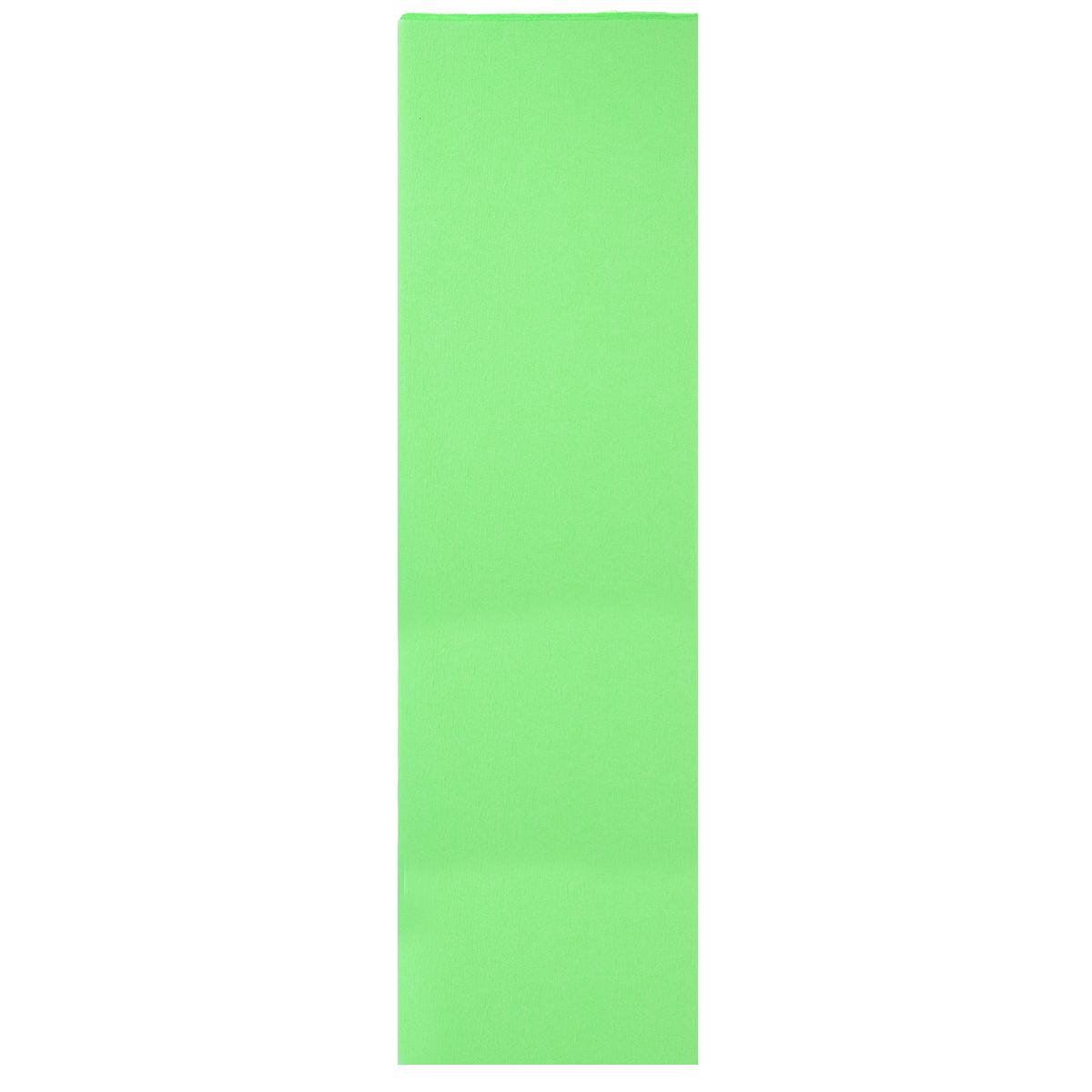 Бумага крепированная Проф-Пресс, флюоресцентная, цвет: салатовый, 50 х 250 смБ-2308Крепированная флюоресцентная бумага Проф-Пресс - отличный вариант для воплощения творческих идей не только детей, но и взрослых. Она отлично подойдет для упаковки хрупких изделий, при оформлении букетов, создании сложных цветовых композиций, для декорирования и других оформительских работ. Бумага обладает повышенной прочностью и жесткостью, хорошо растягивается, имеет жатую поверхность.Кроме того, флюоресцентная бумага Проф-Пресс поможет увлечь ребенка, развивая интерес к художественному творчеству, эстетический вкус и восприятие, увеличивая желание делать подарки своими руками, воспитывая самостоятельность и аккуратность в работе. Такая бумага поможет вашему ребенку раскрыть свои таланты.
