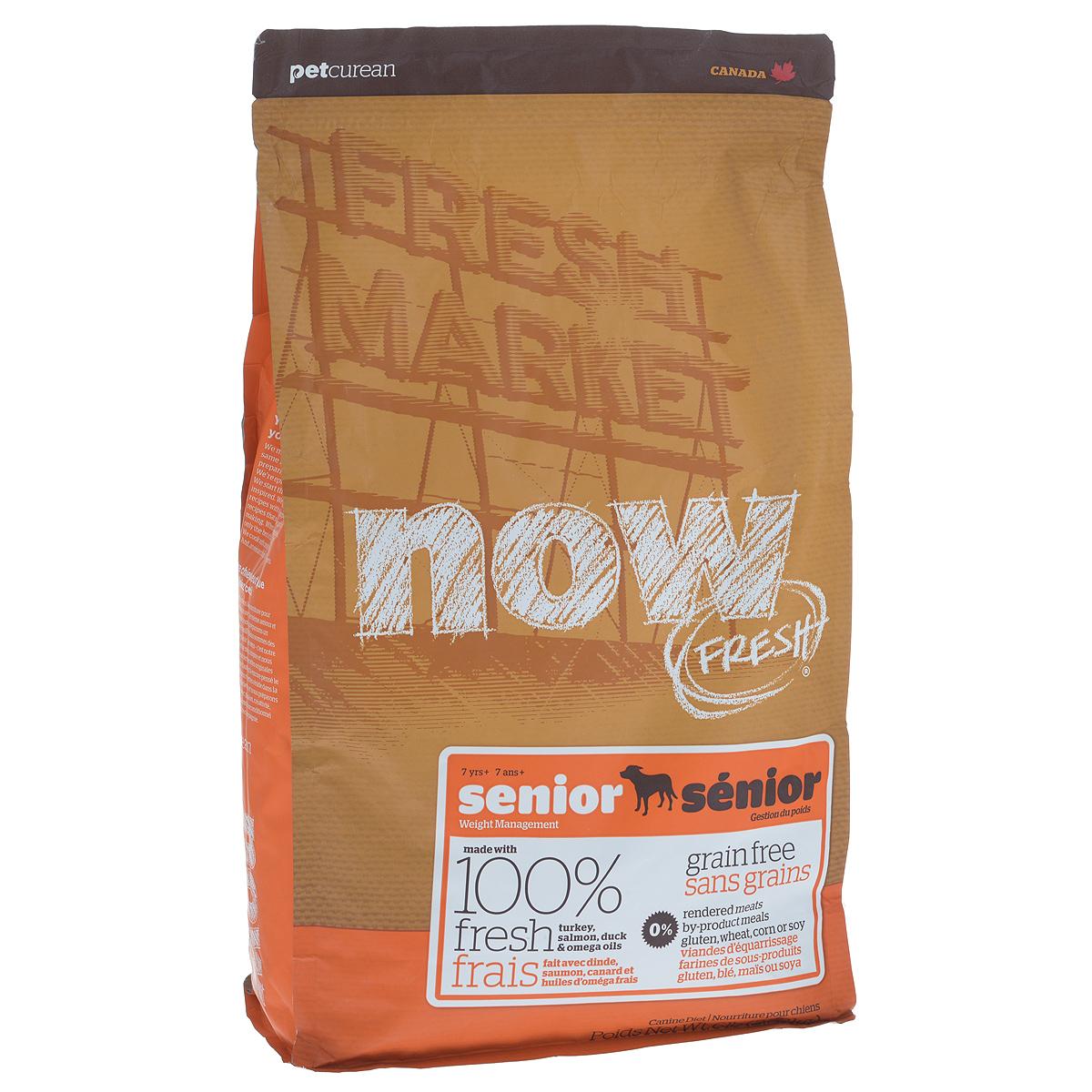 Корм сухой Now Fresh Контроль веса для собак, беззерновой, с индейкой, уткой и овощами, 2,72 кг10129Now Fresh Контроль веса - полностью сбалансированный холистик корм из филе индейки и утки, выращенных на канадских фермах, из лосося без костей, выловленного в озерах Британской Колумбии. Прекрасно подходит собакам старше 7 лет и взрослым собакам (1-6 лет) с избыточным весом.Ключевые преимущества: - полностью беззерновой со сбалансированным содержание белков и жиров, - не содержит субпродуктов, красителей, говядины, мясных ингредиентов, выращенных на гормонах, - омега-масла в составе необходимы для здоровой кожи и шерсти, - пробиотики и пребиотики обеспечивают здоровое пищеварение, - антиоксиданты укрепляют иммунную систему. Состав: Филе индейки, картофель, яблоки, горох, картофельная мука, томаты, сушеная люцерна, масло канолы (источник витамина Е), натуральный ароматизатор, утиное филе, филе лосося, кокосовое масло (источники витамина Е), свежие цельные яйца, семена льна, морковь, тыква, бананы, черника, клюква, малина, ежевика, папайя, ананас, грейпфрут, чечевица, брокколи, шпинат, творог, ростки люцерны, сушеные водоросли, карбонат кальция, дикальций фосфат, лецитин, хлорид натрия, хлорид калия, витамины (витамин Е, L-аскорбил-2-полифосфатов (источник витамина С), никотиновая кислота, инозит, витамин А, тиамина мононитрат, пантотенатD-кальция, пиридоксина гидрохлорид, рибофлавин, бета-каротин, витамин D3, фолиевая кислота, биотин, витамин В12), минералы (цинка протеинат, сульфат железа, оксид цинка, железа протеинат, сульфат меди, меди протеинат, марганца протеинат, оксид марганца, йодат кальция, селена, дрожжи), таурин, DL-метионин, L-лизин, глюкозамин гидрохлорид, сухой корень цикория, Lactobacillus, Enterococcusfaecium, Aspergillus, дрожжевой экстракт, экстракт юкки Шидигера, хондроитин сульфат, календулы, L-карнитин, сушеный розмарин. Гарантированный анализ: белки - 24%, жиры - 10%, клетчатка (max) - 6%, влажность (max) - 10%, фосфор (min) - 0,7%, глюкозамин (