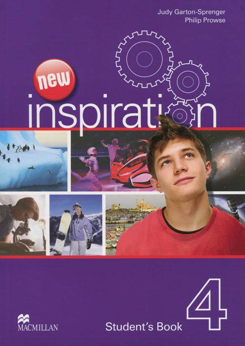 New Inspiration: Student's Book 4