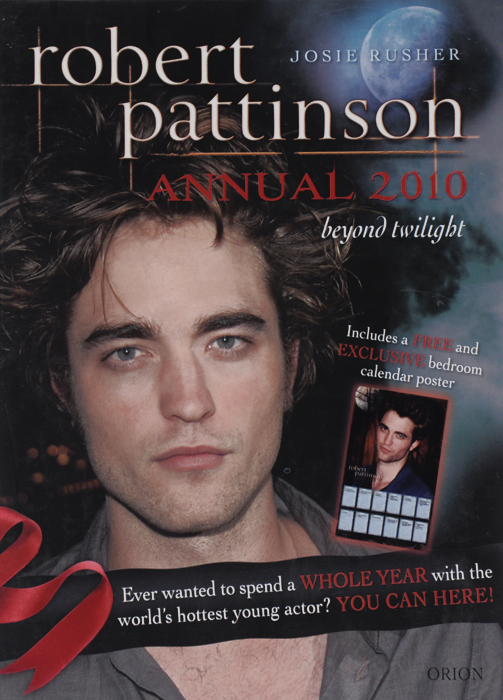 Robert Pattinson: Annual 2010: Beyond Twilight a caress of twilight