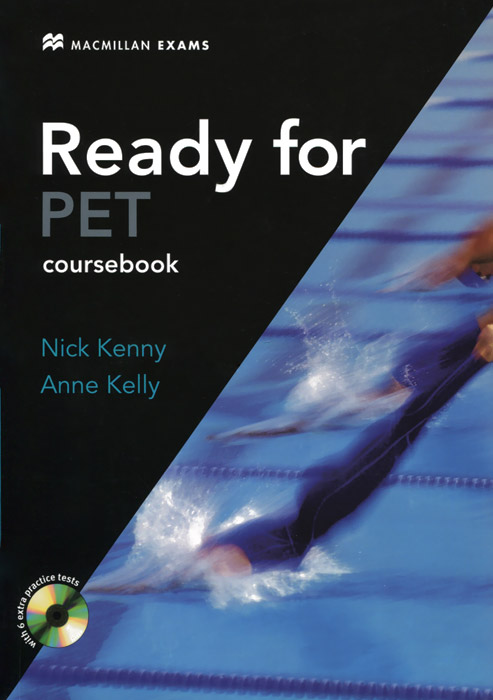 Ready for PET: Coursebook: Level B1 (+ CD-ROM) objective pet workbook with answers