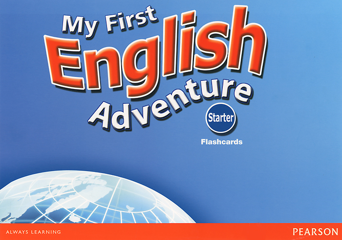 My First English Adventure 2: Starter: Flashcards (набор из 22 карточек) my first eng adventure starter tb
