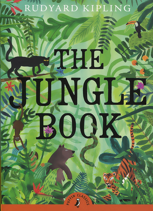 Купить The Jungle Book,