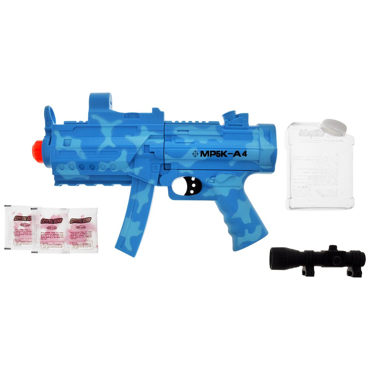 Mioshi Автомат Army Специальная миссия цвет голубой игровой набор mioshi army стража автомат м71