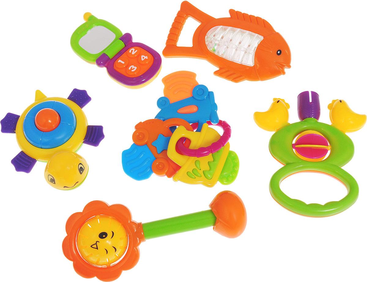 """Большой игровой набор Mioshi """"Первая игрушка"""", Jinjiang Tanny Toys Co, Ltd"""