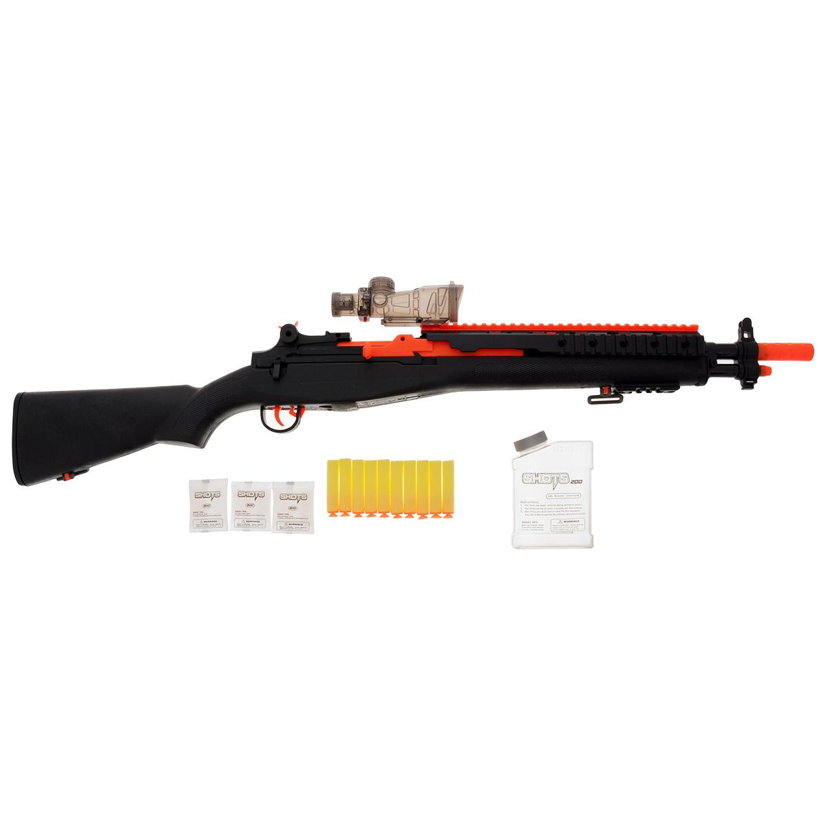 Винтовка Mioshi Army  Стража: М79 , цвет: черный - Игрушечное оружие