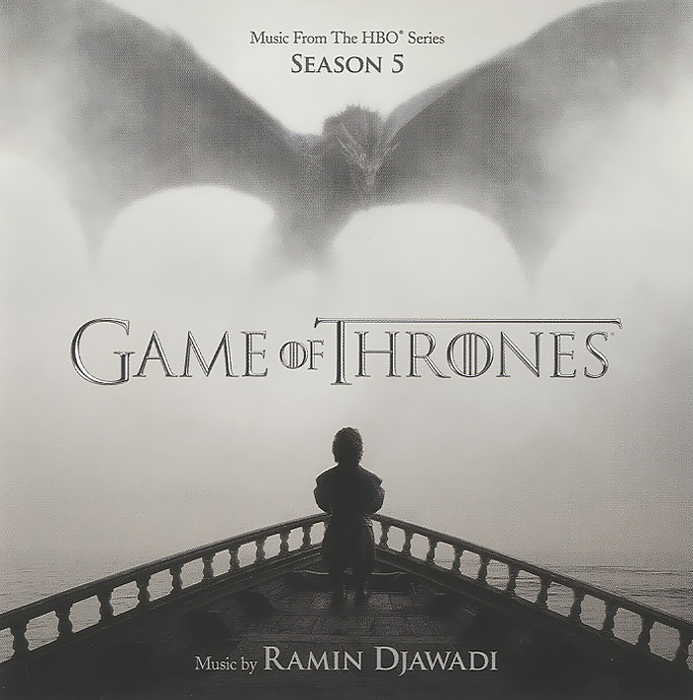 Рамин Джавади Ramin Djawadi. Game Of Thrones. Season 5 (Music From The HBO Series) slw 8095 2 5 led screen carnival duck home shooting game set w music authentic sounds red