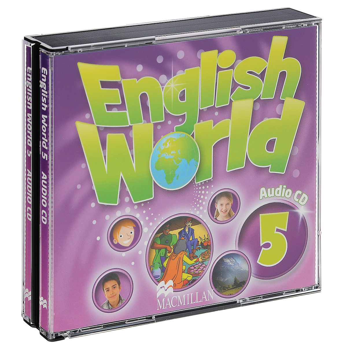 English World 5 (аудиокурс на 3 CD) english world 4 аудиокурс на 3 cd