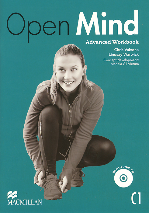 Open Mind: Advanced C1: Workbook (+ CD) global beginner workbook cd key