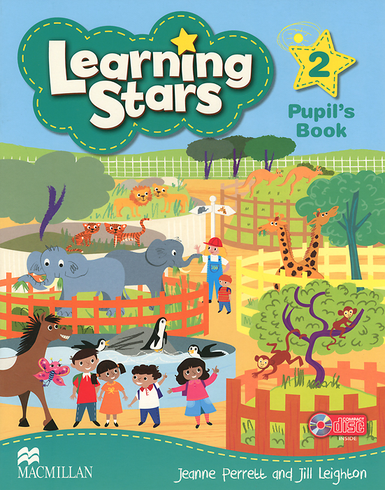 Learning Stars: Level 2: Pupil's Book (+ CD-ROM) hot spot level 3 teacher s book cd rom