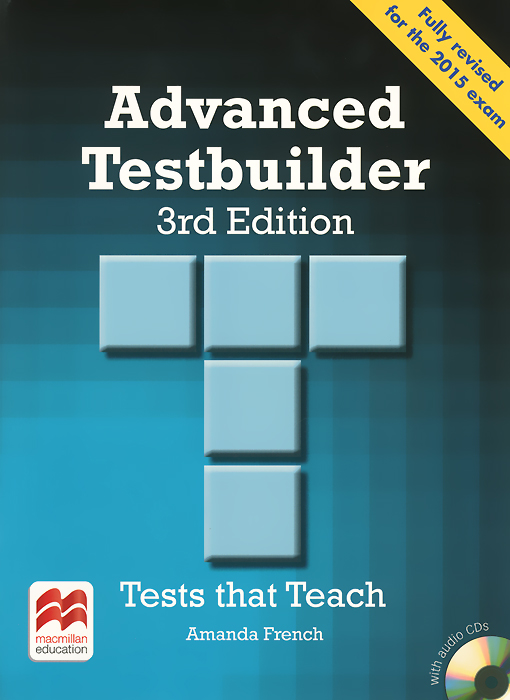 Advanced Testbuilder: Student's Book (+ 2 CD) advanced fundus of uterus examination and evaluation simulator fundus of uterus exam