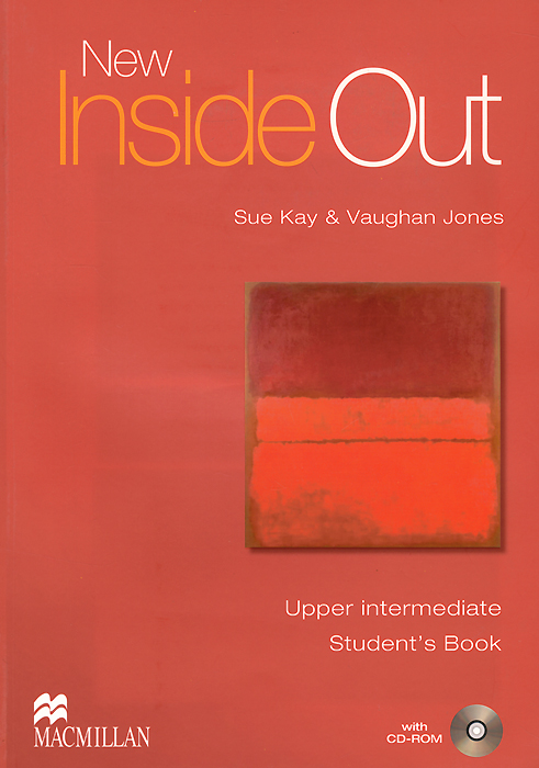 New Inside Out: Upper Intermediate: Student's Book (+ CD-ROM) mccarthy m english vocabulary in use upper intermediate 3 ed with answ cd rom английская лексика