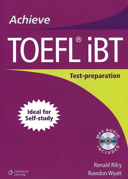 Achieve TOEFL IBT: Test-Preparation Guide (+ MP3 CD) lynn stafford yilmaz lawrence j zwier 400 must have words for the toefl test