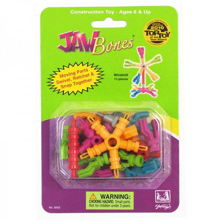 Jawbones Конструктор Мельница jawbones конструктор велосипед jawbones в блистере 13 деталей