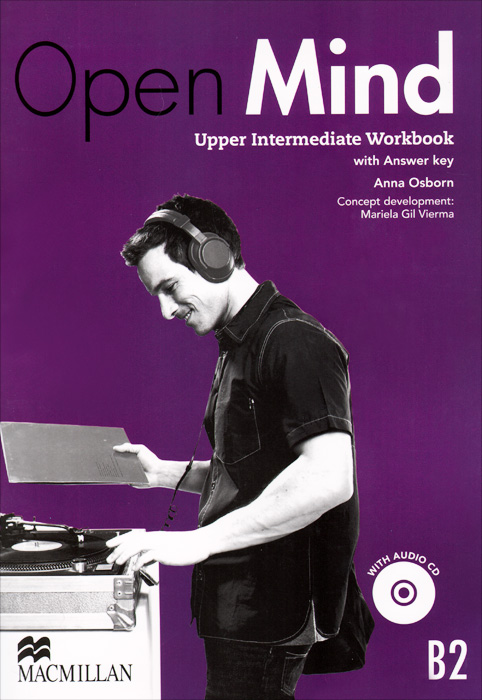 Open Mind: Upper Intermediate Workbook with Answer Key: Level B2 tims n face2face upper intermediate workbook with key