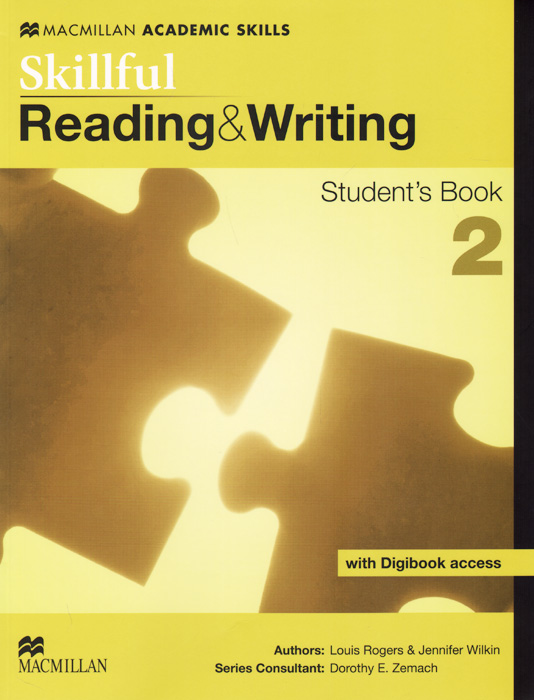 Skillful: Reading and Writing: Student's Book with Digibook Access: Level 2 evans v reading writing 2 teacher s book
