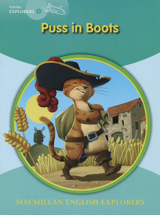 Young Explorers 2: Puss in Boots alexander mishkin how to stay young it
