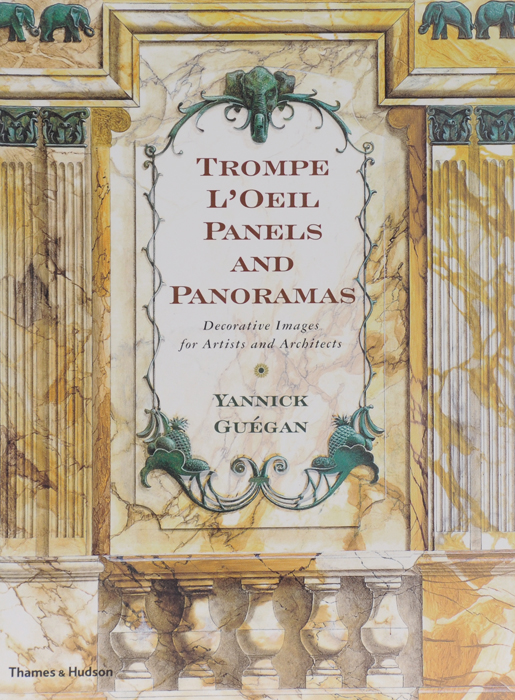 Trompe L'Oeil Panels and Panoramas: Decorative Images for Artists and Architects (+ CD-ROM) autocad 2004 for architects vtc training cd