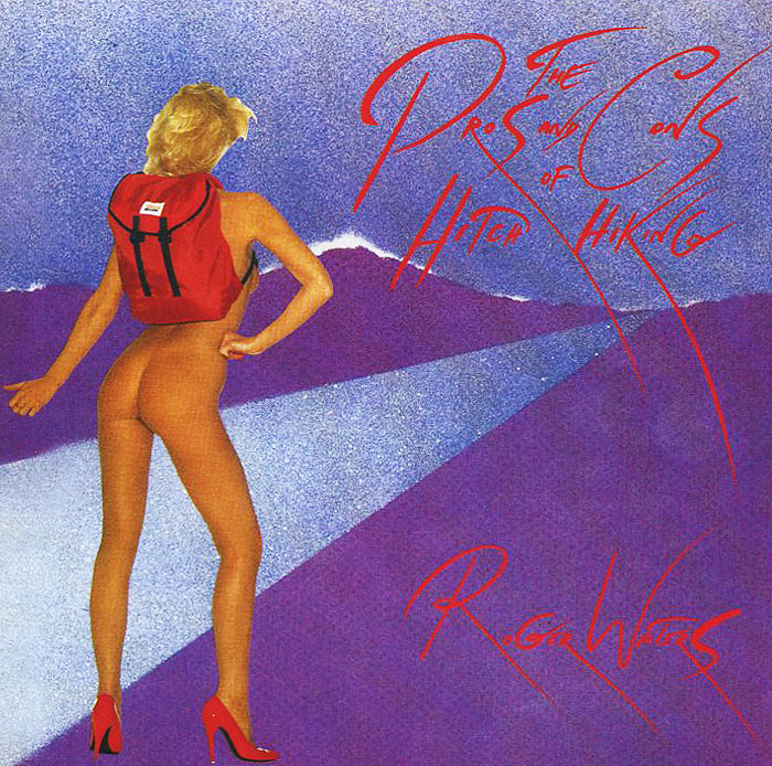 Роджер Уотерс Roger Waters. The Pros And Cons Of Hitch Hiking cd roger waters in the fleshlive