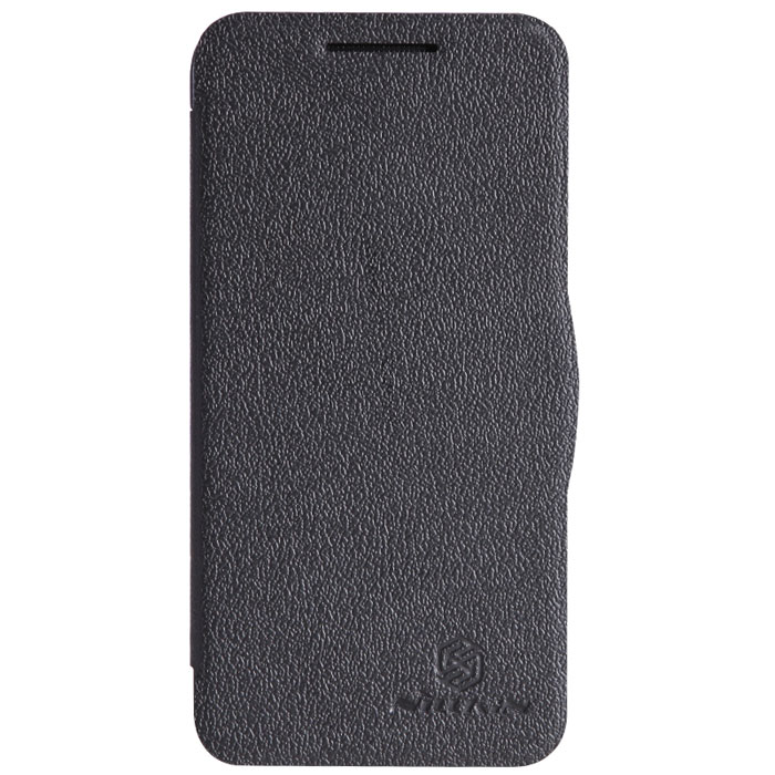 Nillkin Fresh Series Leather Case чехол для HTC Desire 300, Black стоимость
