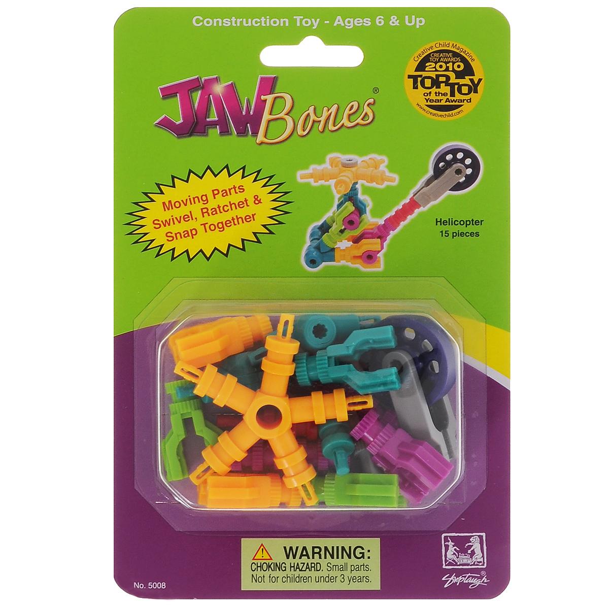 Jawbones Конструктор Вертолет 5008 jawbones конструктор гоночная машина