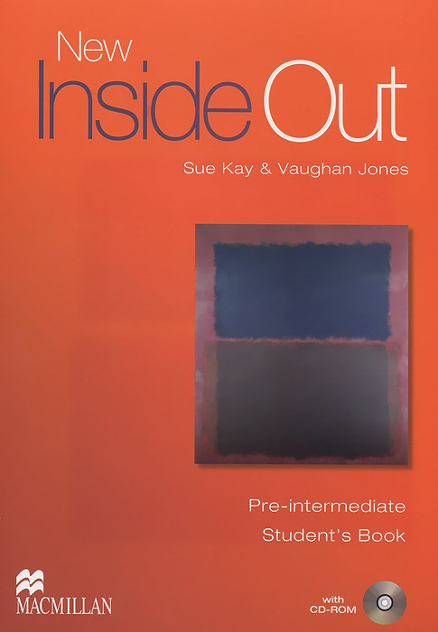 New Inside Out: Pre-intermediate: Student's Book: Level A1, B1 (+ CD-ROM, Online Code) купить