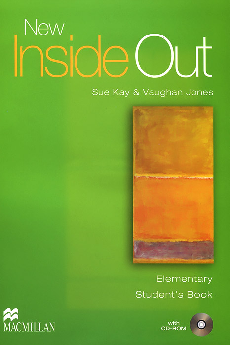 New Inside Out: Elementary: Student's Book: Level A1, A2 (+ CD-ROM, Online Code) inside out elementary video teacher s book