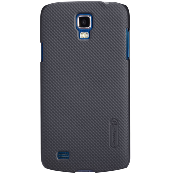 Nillkin Super Frosted Shield чехол для Samsung Galaxy S4 Active, Black nillkin super frosted shield чехол для samsung galaxy s4 active black