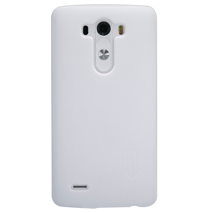 Nillkin Super Frosted Shield чехол для LG G3 (D855), White