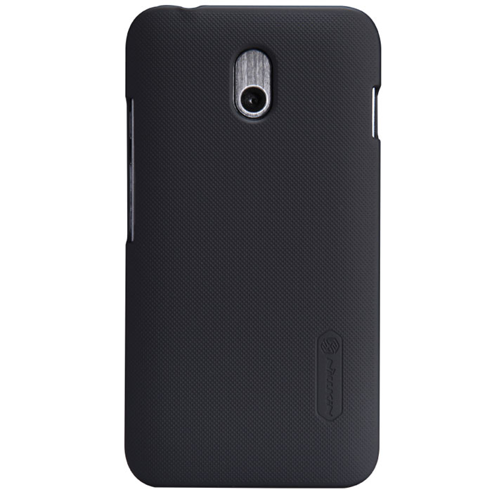 Nillkin Super Frosted Shield чехол для HTC Desire 210, Black чехол для смартфона htc desire 700 7088 nillkin super frosted shield черный