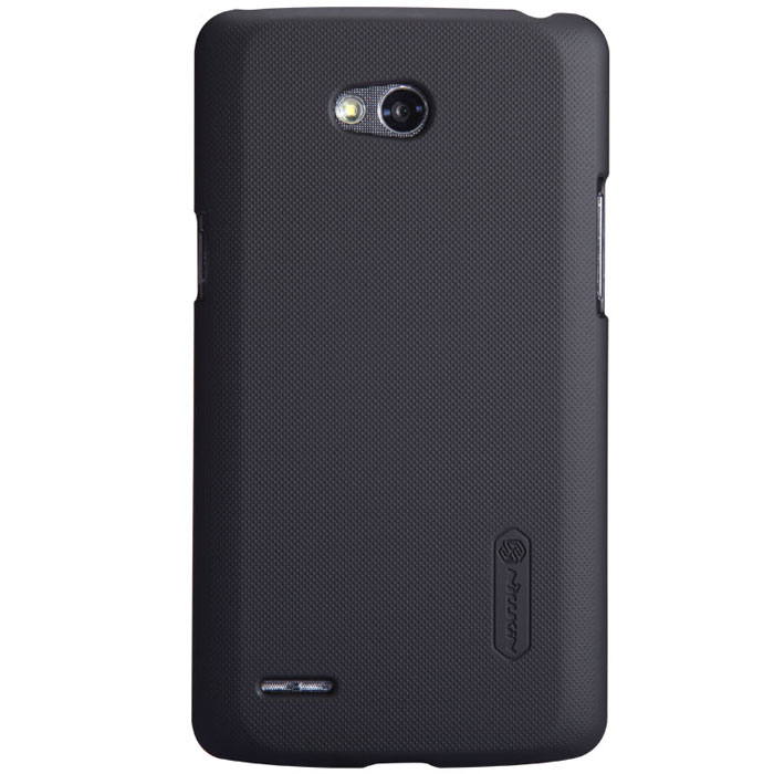 Nillkin Super Frosted Shield чехол для LG L80 (D380), Black