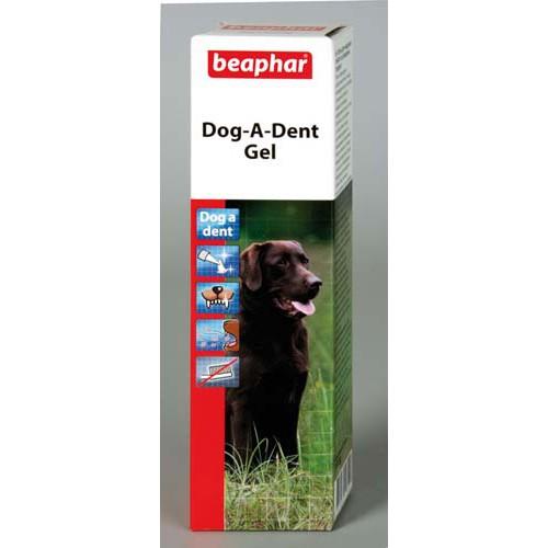 Гель для чистки зубов и освежения дыхания у собак и кошек Beaphar Dog-A-Dent, 100 мл в каких омских аптеках прополис гелиант