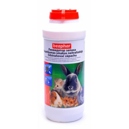 Beapharликвидатор запаха для клеток и загонов грызунов 600 г Beaphar
