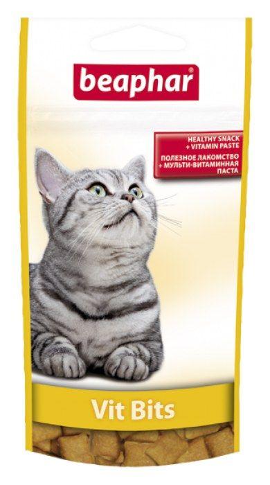 Подушечки с витаминной пастой для кошек Beaphar