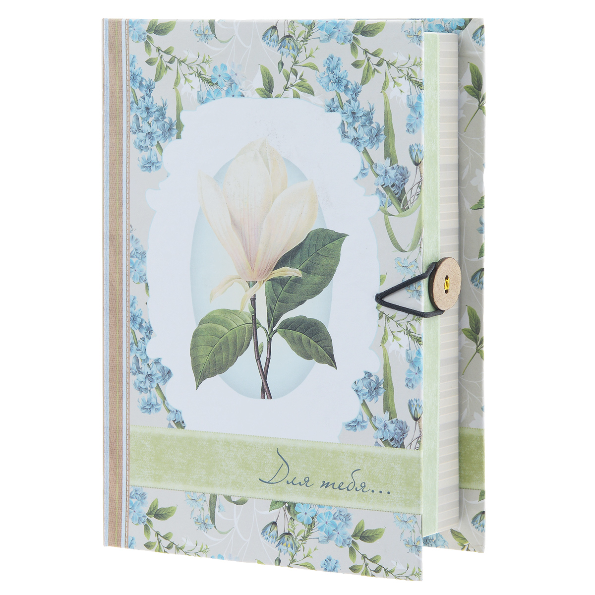 Подарочная коробка Летние цветы, 18 см х 12 см х 5 см39484Подарочная коробка Летние цветы выполнена из плотного картона. Изделие оформлено изображением цветов, сбоку имеется надпись Для тебя.... Коробка закрывается на пуговицу.Подарочная коробка - это наилучшее решение, если вы хотите порадовать ваших близких и создать праздничное настроение, ведь подарок, преподнесенный в оригинальной упаковке, всегда будет самым эффектным и запоминающимся. Окружите близких людей вниманием и заботой, вручив презент в нарядном, праздничном оформлении.Плотность картона: 1100 г/м2.