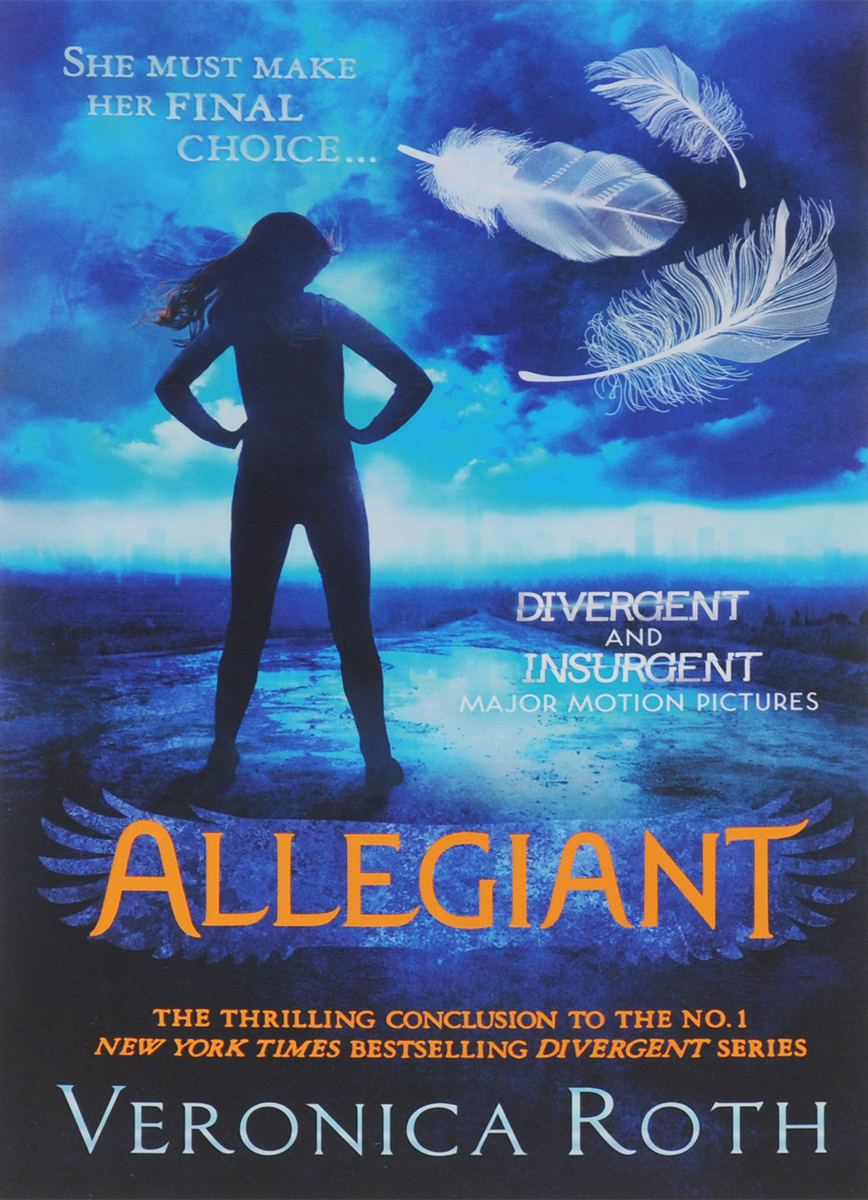 Allegiant inside divergent the initiate s world