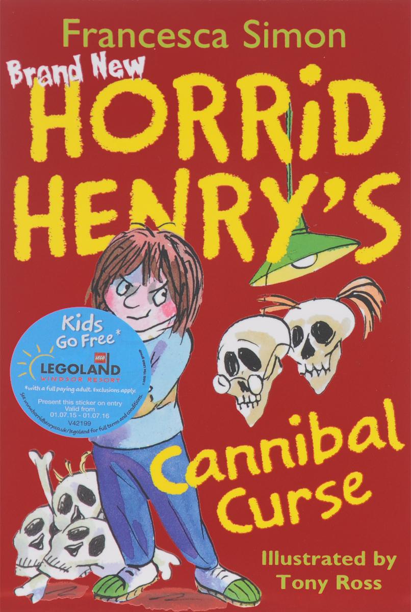 Horrid Henry's Cannibal Curse cannibal