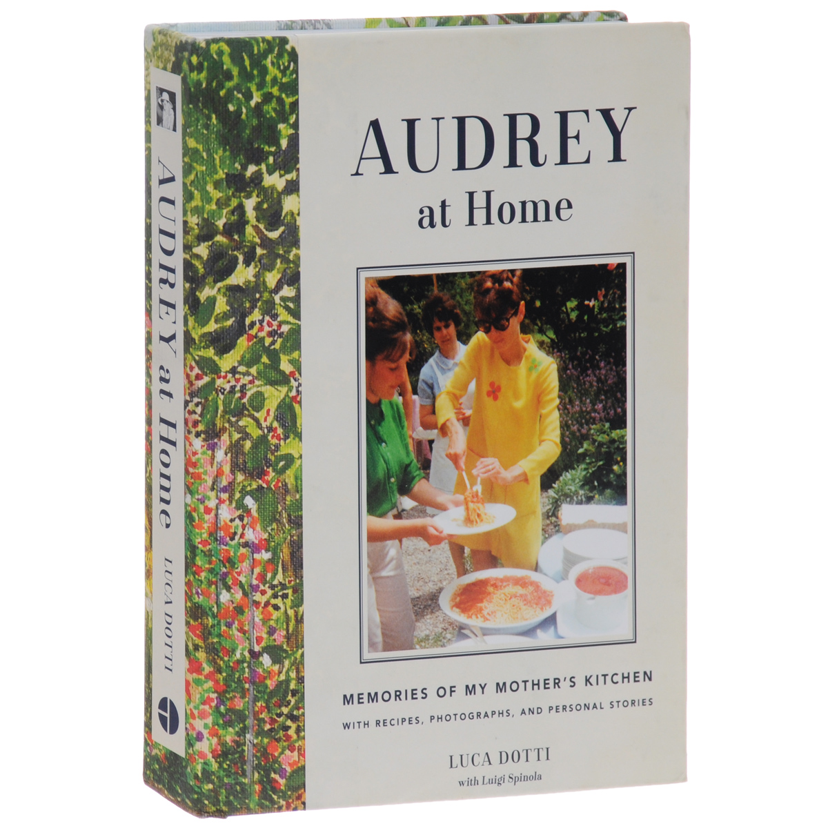 Audrey at Home: Memories of My Mother's Kitchen solitude in pursuit of a singular life in a crowded world